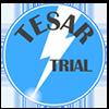 Tesar Trial Logo